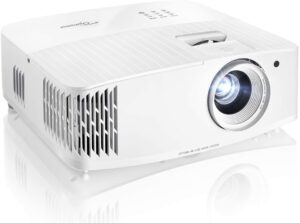 Optoma True 4K UHD Gaming Projector
