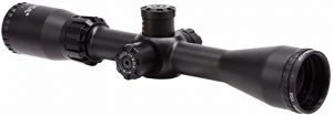 BSA 3-9X40 Sweet 22 Rifle Scope with Side Parallax