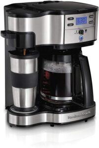 Hamilton Beach 2-Way Brewer Coffee Maker