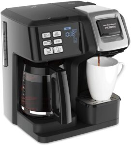 Hamilton Beach FlexBrew Trio Coffee Maker