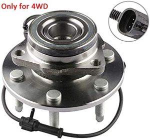 Mostplus Wheel Bearing & Hub Bearing Assembly