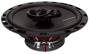 "Rockford Fosgate R165X3 Prime 6.5"" Full-Range 3-Way Coaxial Speaker"