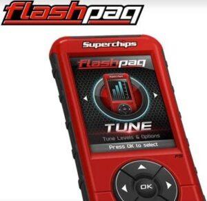 Superchips 2845 Flashpaq F5 Tuner