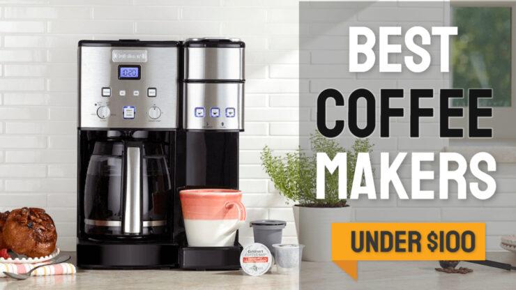 best coffee makers under 100