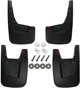 D-Lumina Mud Flaps Compatible with Dodge Ram 1500