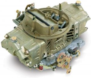 Holley 0-4779C Model 4150 Double Pumper 750 CFM