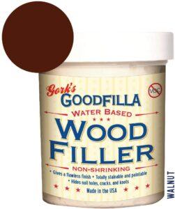 Goodfilla Water-Based Wood & Grain Filler