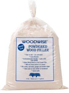Woodwise Powered Wood Filler White Oak